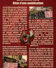 Communiqué contre  l'islamophobie du 28 02 15