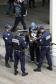 control de police