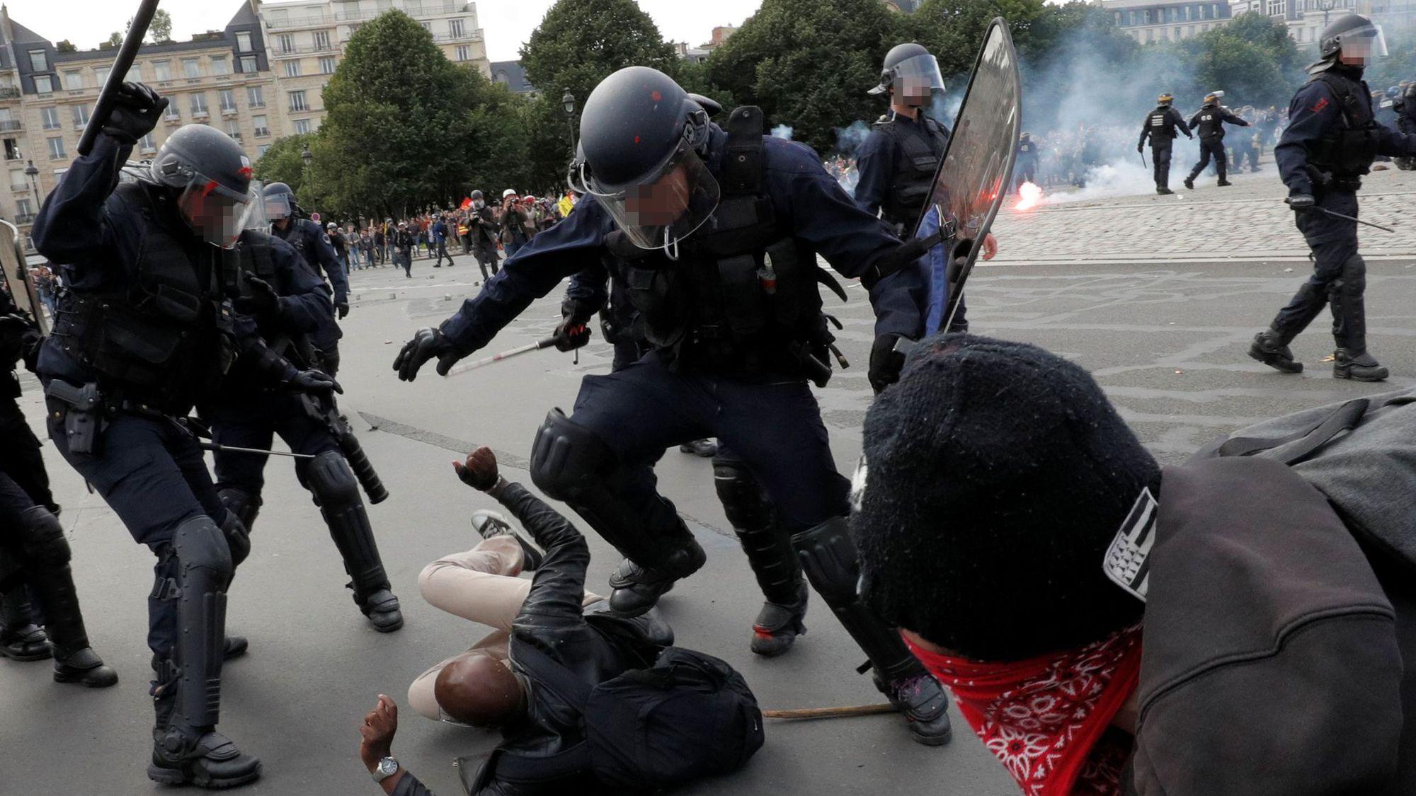 violences policiéres