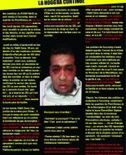 communiqué  Tourcoing violence policiére 04 10 15