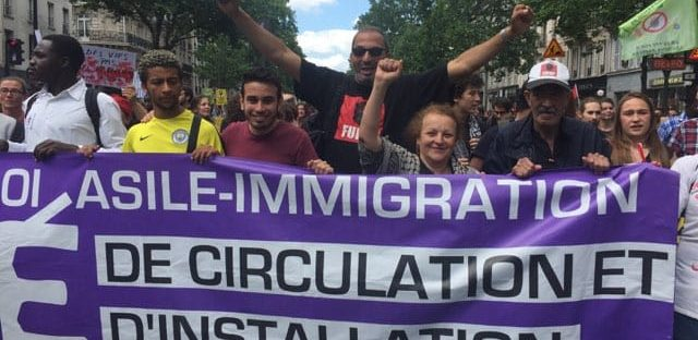 marche des solidarités